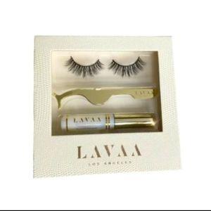 🎀 2/$35 🎀 NIB LAVAA Flirty Lash Set